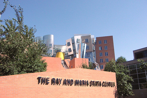 The Ray and Maria State Center del MIT (EEUU). Foto: M Chaerani.