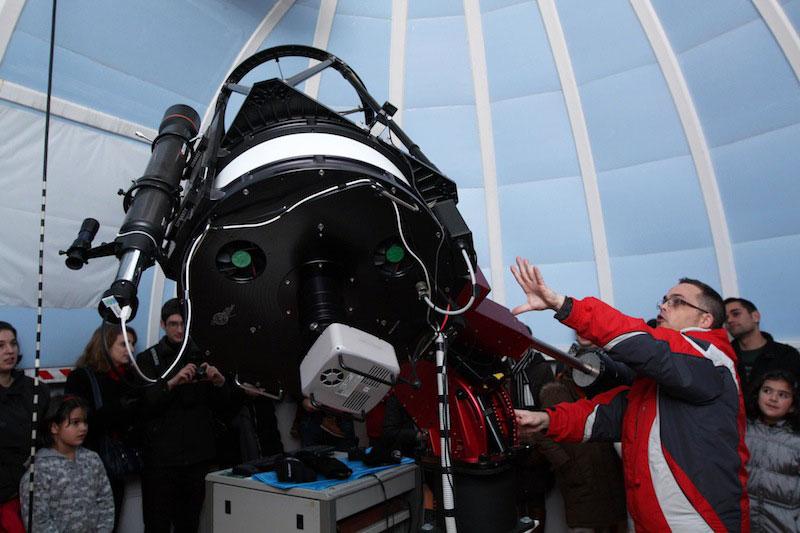 Telescopio Forcarei