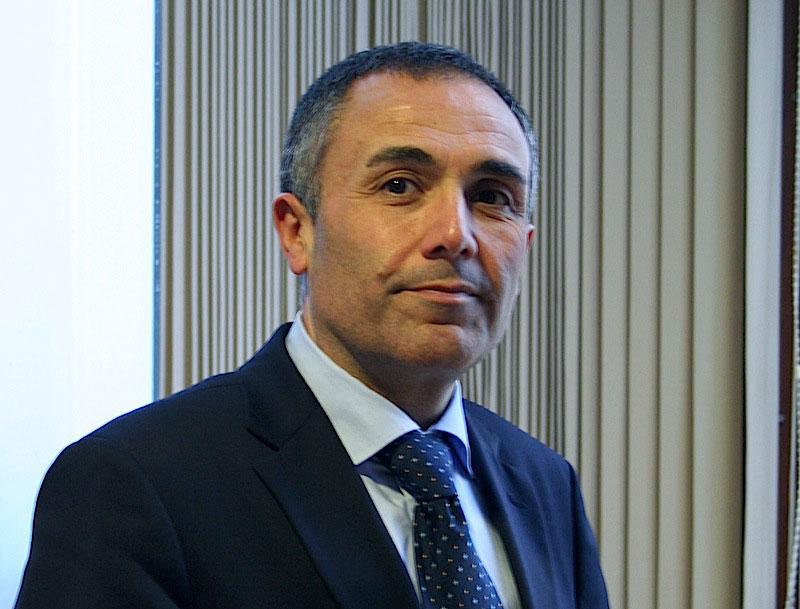 José Antonio Vilán, vicerrector de Transferencia de la Universidade de Vigo.