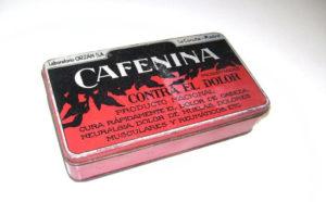 Cafenina, a