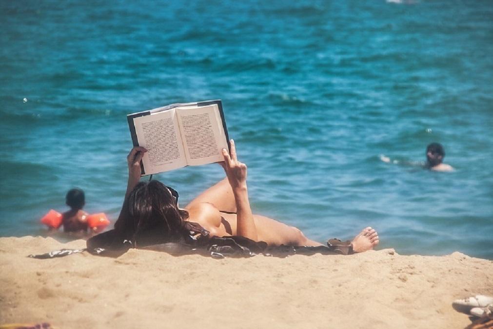 Sol na praia