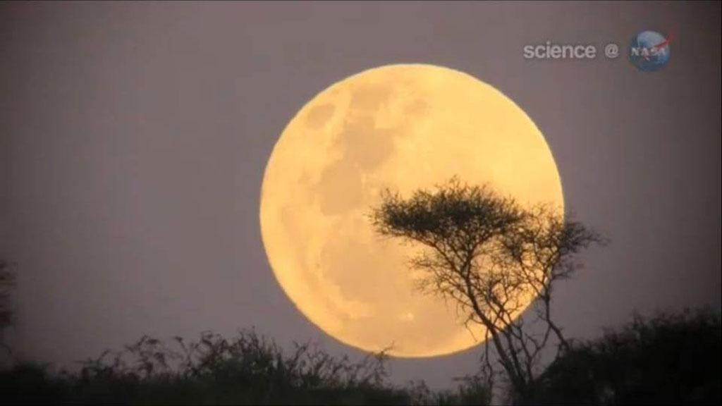 Súper Lúa