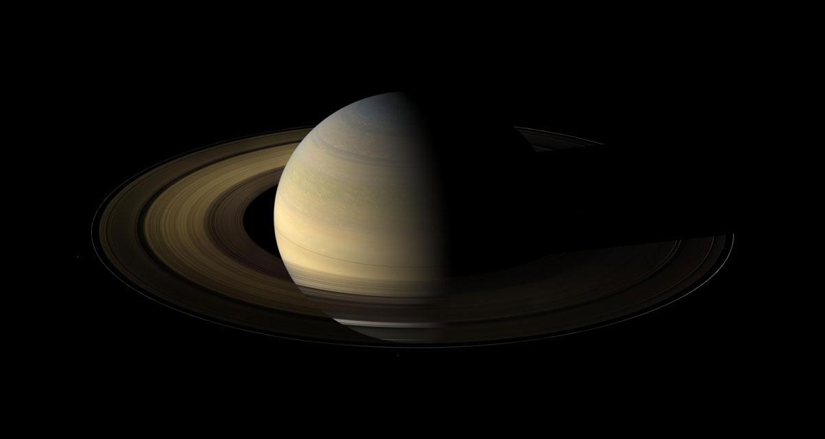 Saturno equinoccio