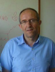 O investigador Gonzalo Parente.