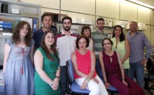 Grupo de Acuicultura e Biotecnoloxía da Universidade de Santiago de Compostela.