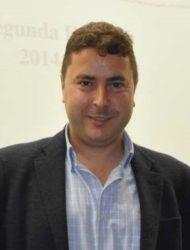 Manuel Caeiro, profesor de Telecomunicacións.