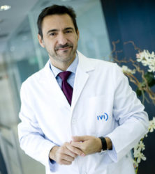 Antonio Requena, director médico de IVI.