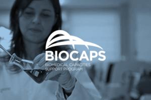 Biocaps presentou a investigación dos seus 7 científicos sénior.