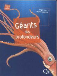 O libro 'Géants des profondeurs' será presentado en París en marzo.