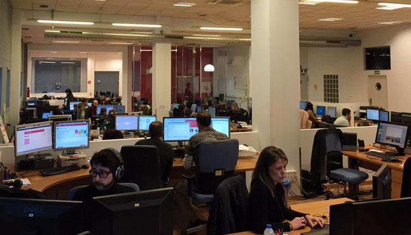 Netex's headquarters.