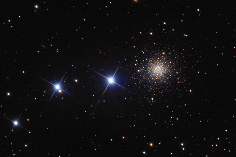 NGC 2419, un vagabundo intergaláctico