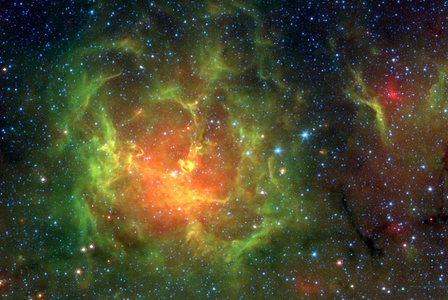Créditos da imaxe: J. Rho (SSC/Caltech), JPL-Caltech, NASA