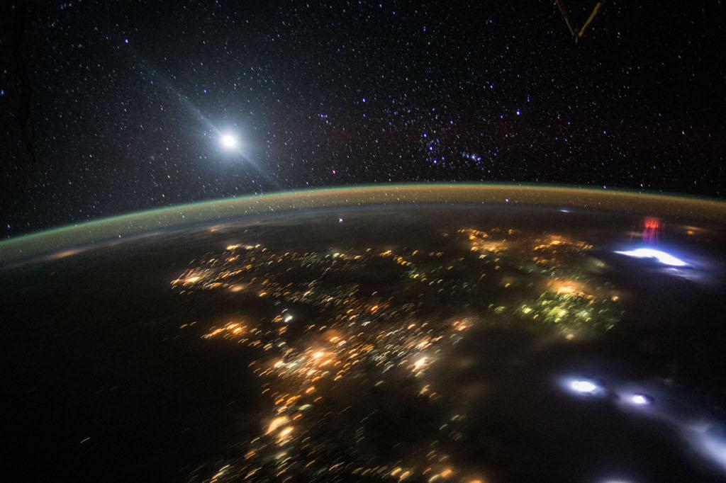 Créditos da imaxe: NASA, Expedición 44.