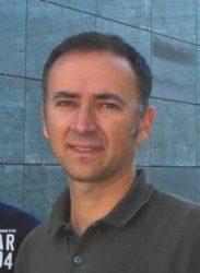 O investigador Diego Peña.