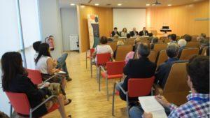 As xornadas reuniron aos expertos en xestión de investigación.