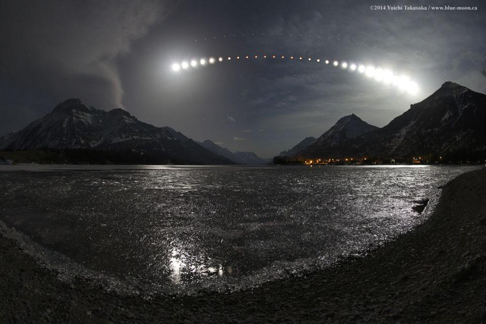 Créditos da imaxe e copyright: Yuichi Takasaka / TWAN / www.blue-moon.ca