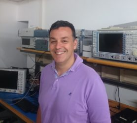O catedrático Manuel García Sánchez, director de Antelia.