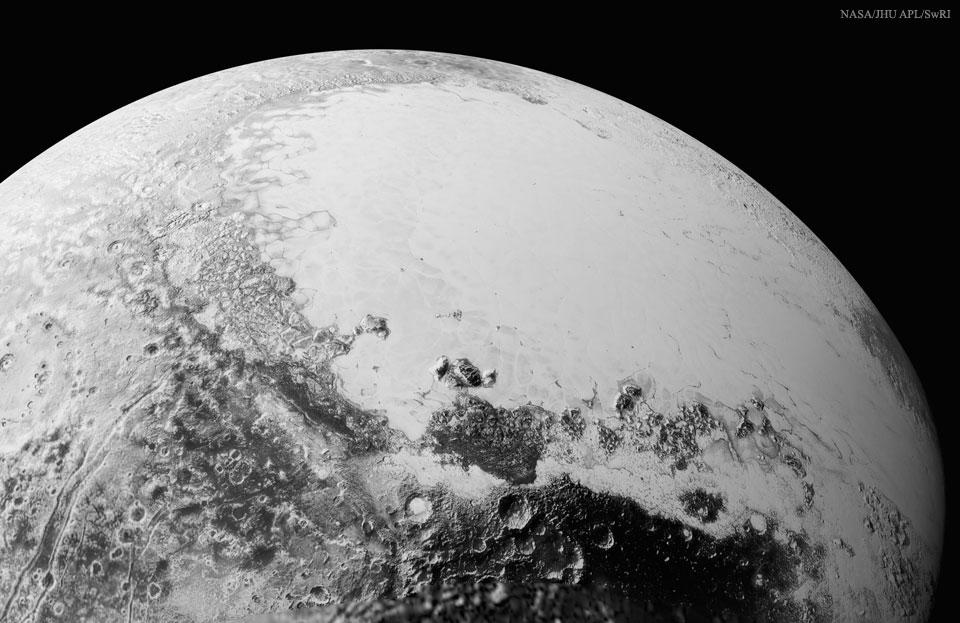 Créditos da imaxe: NASA, Johns Hopkins Univ./APL, Southwest Research Inst..