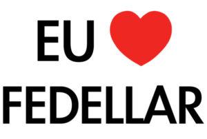 Logotipo de Eu Amo Fedellar.