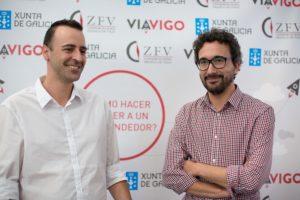 Jorge J. Rodríguez Núñez e Pablo Gutiérrez Alfaro, de Citious.