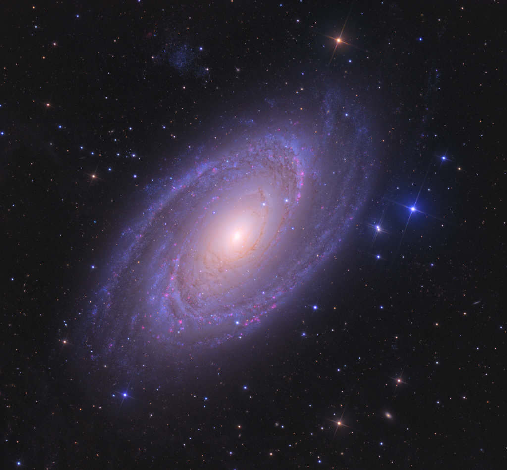 Créditos da imaxe e copyright: Ken Crawford (Rancho Del Sol Observatory).
