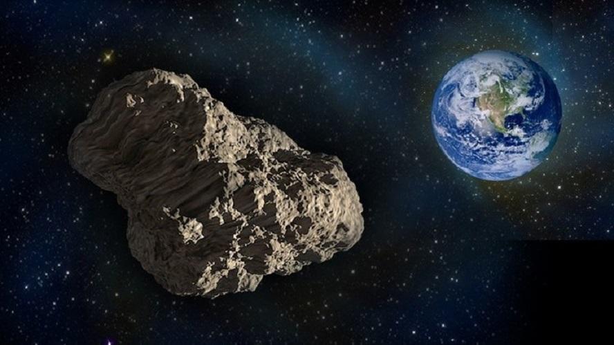 Nas redes sociais, o asteroide xa foi bautizado como o do Halloween.