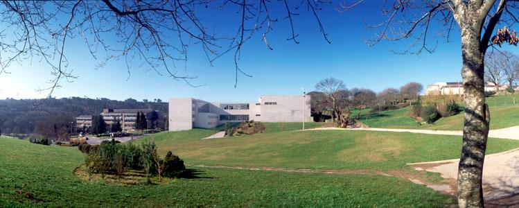 Campus de Lugo da USC.