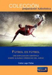 O libro 'Fútbol es fútbol'.