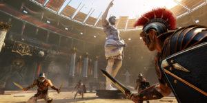 O videoxogo Ryse, Son of Rome, tamén analizado na revista