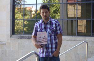 David Ruano, autor da tese doutoral.