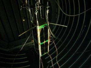 O nanosatélite Serpens.