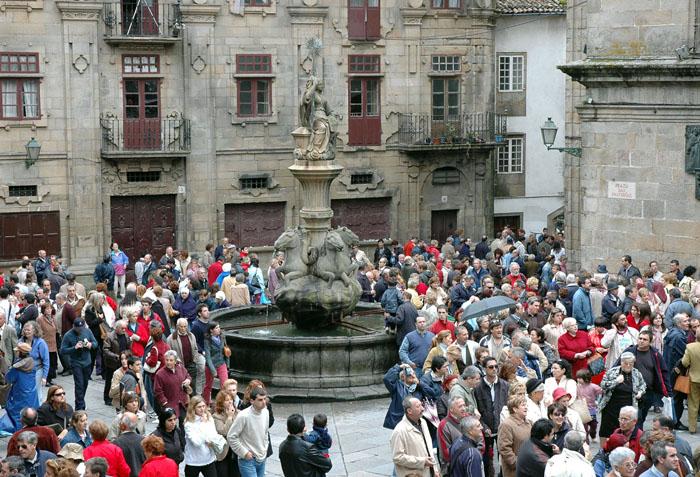 01-Praza-Praterías-Santiago2