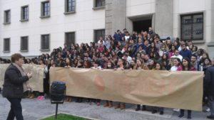 Concentración en Lugo.
