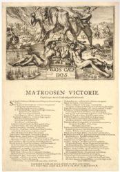 O gravado de 'Os cagados de Vigo'.