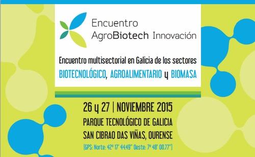 Agrobiotech vai celebrarse no parque Tecnópole de Ourense.