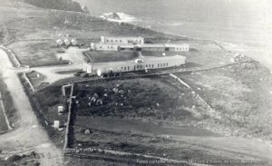 Base estadounidense de Estaca de Bares. Foto: estacadebares.com