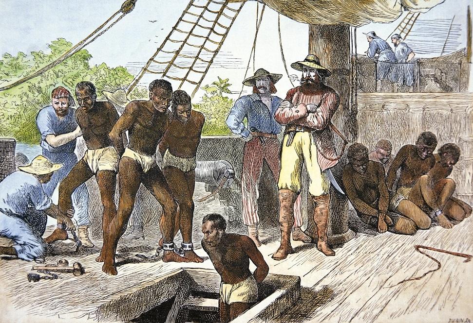 A investigación de Antonio Salas permite determinar a orixe dos escravos africanos no Caribe.