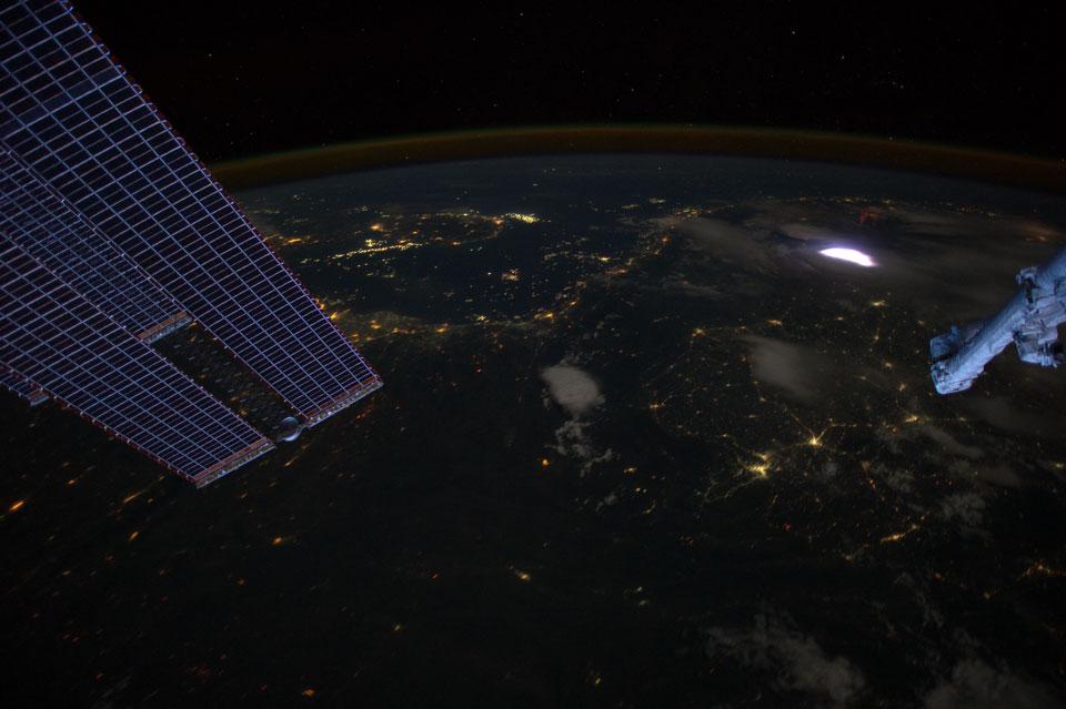 Créditos da imaxe: ISS Expedition 31 Crew, NASA