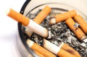 O tabaquismo afecta nas doenzas de inflamación do intestino.