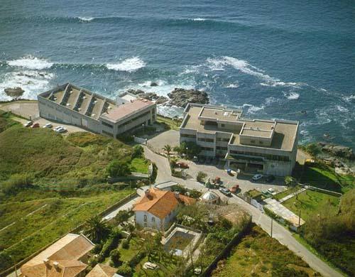 Instalacións do Centro Oceanográfico de Vigo