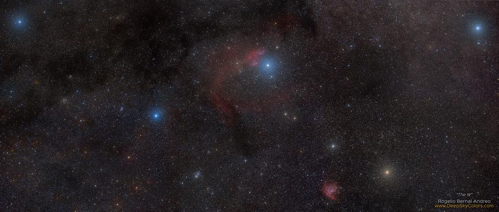 Créditos da imaxe e copyright: Rogelio Bernal Andreo (Deep Sky Colors)