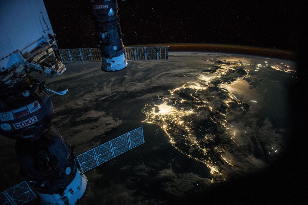 Créditos da imaxe: NASA, Scott Kelly