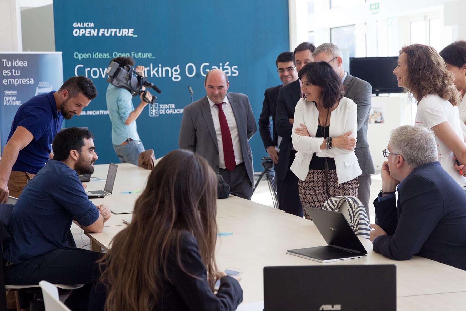 O Galicia Open Future xa coñece os 50 proxectos participantes na súa terceira edición.