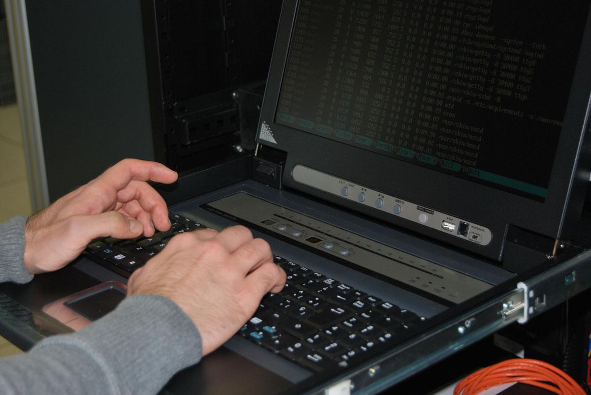 O novo sistema de encriptado foi desenvolvido por AtlantTIC.