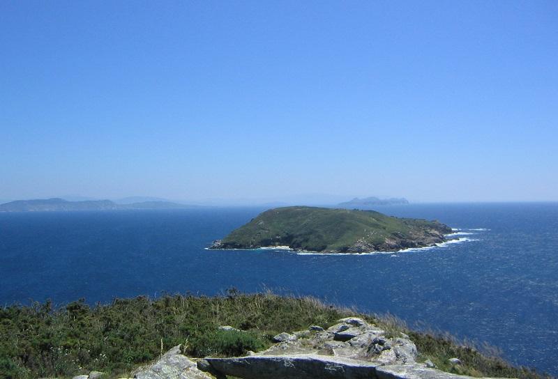 Illa de Ons.