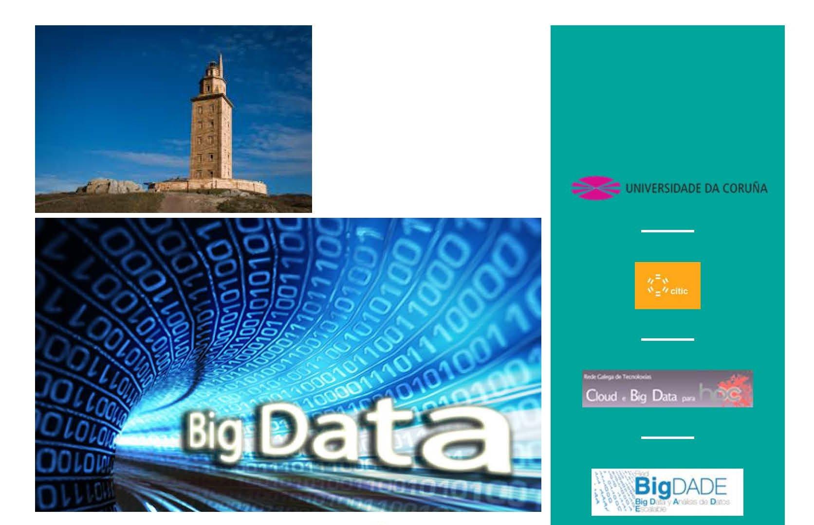 A Coruña reúne expertos internacionais na súas xornadas Big Data.