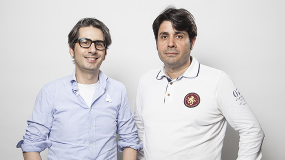 Alfredo Ouro Villaraviz e Antonio Rodríguez de la Torre, fundadores de HallStreet.