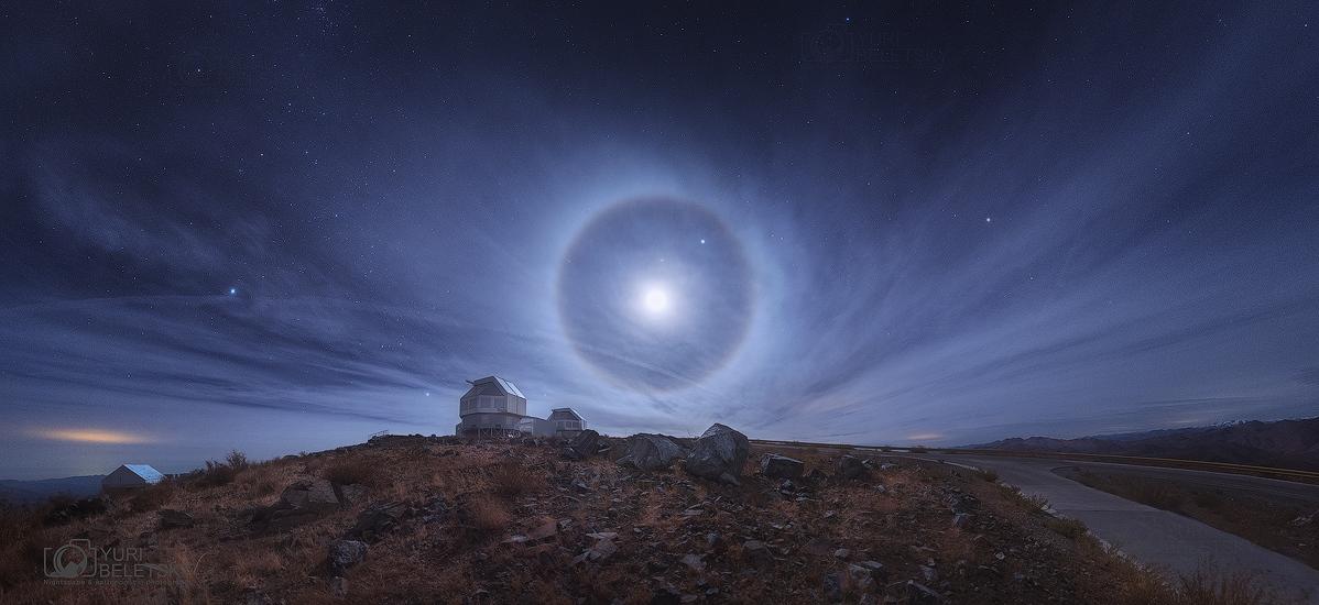 Créditos da imaxe e copyright: Yuri Beletsky (Carnegie Las Campanas Observatory, TWAN)