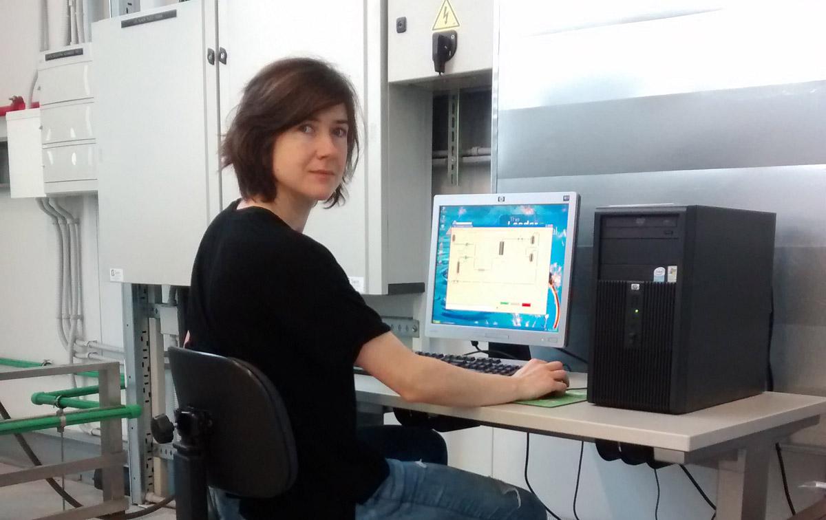 Beatriz Díaz analizou na súa tese técnicas de obtención de antioxidantes de natureza fenólica a partir de residuos agroindustriais e forestais.
