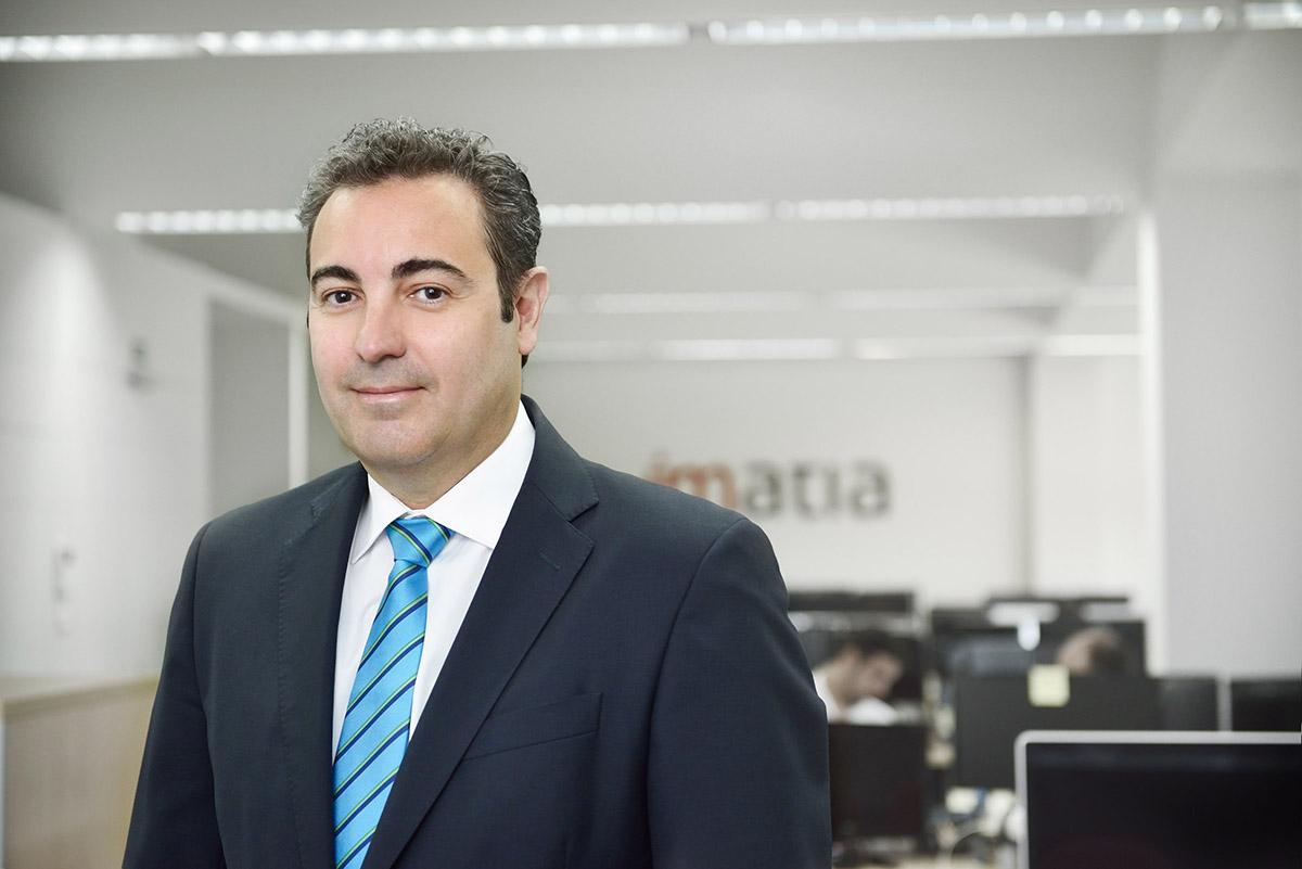 Fernando Vázquez, CEO de Imatia.